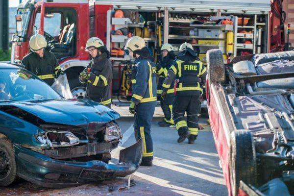 Traffic fatalities
